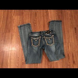 Miss Me Bootcut jeans pants size 29